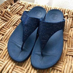 c9c63713912629 Fitflop Shoes   S Womens Walkstar 3 Supernavy Blue Nubuck   Poshmark